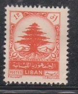 LEBANON Scott # 228 MH - Lebanon