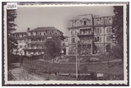 LAUSANNE - CLINIQUE DE LA SOURCE - TB - VD Vaud