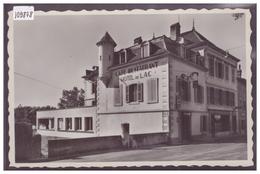 DISTRICT DE NYON - COPPET - RESTAURANT HOTEL DU LAC - TB - VD Vaud