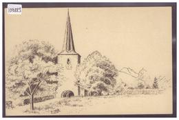DISTRICT D'ORON - CHATILLENS - L'EGLISE - TB - VD Vaud