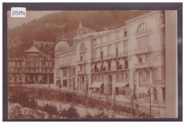 DISTRICT D'AIGLE - LEYSIN - HOTEL DU MONT BLANC - TB - VD Vaud