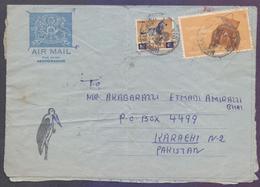 TANZANIA KENYA UGANDA Postal History, Aerogramme Used 1970 - Kenya (1963-...)