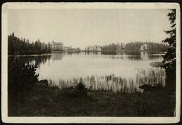 Vysoké Tatry  -  Grandhotel  -  Dom Jiskry Z Brandysa  -  Ansichtskarte Ca. 1920   (9857) - Slowakei