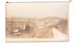 GUERRE 14 18 WW1 SAINT MIHIEL  Carte Photo 35th Division Armee Americaine - Guerre 1914-18