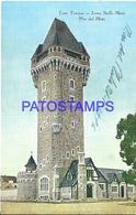 107644 ARGENTINA MAR DEL PLATA TORRE TANQUE LOMA STELLA MARIS ED REY Nº 743 POSTAL POSTCARD - Argentina