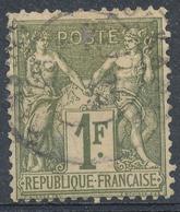 N°72 NUANCE ET OBLITERATION. - 1876-1878 Sage (Type I)