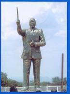 Südsudan SOUTH SUDAN Statue Dr John Garang ,mint, Locally Published Soudan Du Sud #4 - Soudan
