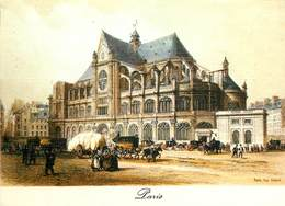 Lot De 10 CPSM PARIS-Toutes Scannées-6      L2784 - Cartes Postales