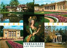 Lot De 10 CPSM VERSAILLES-Toutes Scannées-1      L2784 - Cartes Postales
