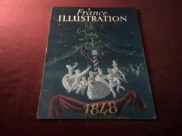 FRANCE  ILLUSTRATION  1848 - Livres, BD, Revues