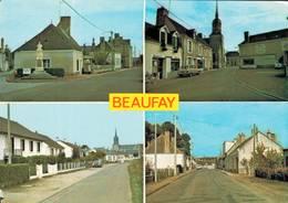 Beaufay Le Monument Rue Du Centre Rue Des Landes  CPM Ou CPSM - France