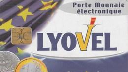 PORTE MONNAIE ELECTRONIQUE  LYOVEL - France
