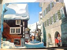 SUISSE SVIZZERA SWITZERLAND -SCHWEIZ Andermatt - Dorfansicht Mit Rathaus N1975 HA8009 - UR Uri