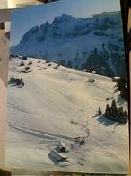 SUISSE SVIZZERA SWITZERLAND -SCHWEIZ PLANACHAUX CHAMPERY SKI  VB2000 HA8012 - VS Valais