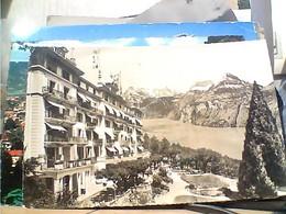 SUISSE SVIZZERA SWITZERLAND -SCHWEIZ AXENSTEIN GRAND HOTEL VB1953 HA8013 - SZ Schwyz