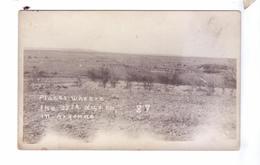 GUERRE 14 18 WW1 Colline Ou 35 Th Div S' Enterra Secteur St Mihiel Manheulles  Carte Photo 35th Armee Americaine - Guerre 1914-18