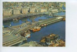 Piece Sur Le Theme De Boulogne Sur Mer - Vue Du Port - Non Voyagee - Boulogne Sur Mer