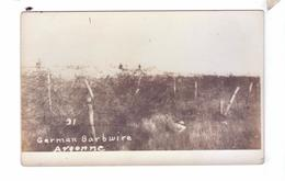 GUERRE 14 18 WW1 Colline Ou 35 Th Div Barbeles Allemand Secteur St Mihiel Manheulles  Carte Photo Armee Americaine - Guerre 1914-18