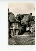 Piece Sur Le Theme De Gerberoy - Oise - Entree Du Vieux Chateau - Autres Communes