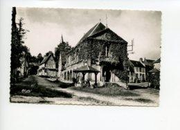 Piece Sur Le Theme De Gerberoy - Oise - L Ancienne Place Du Marche - Autres Communes