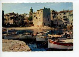 Piece Sur Le Theme De Saint Tropez - Var - Le Port Des Pecheurs - Saint-Tropez