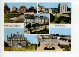 Piece Sur Le Theme De Bacqueville En Caux - Seine Maritime - Ecrite En 1966 - France