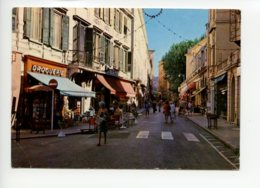 Piece Sur Le Theme De Menton - Rue Pietonne - Menton