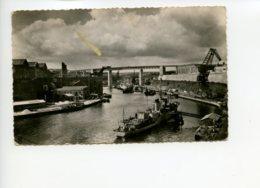Piece Sur Le Theme De Bretagne - Brest - Finistere - Le Pont De L Harteloire Sur Le Penfeld - Brest