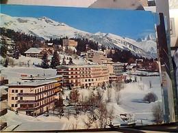 SUISSE SVIZZERA SWITZERLAND -SCHWEIZ  CRANS SUR SIERRE VUE  GENERAL  V1972 HA8020 - VS Valais
