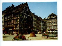 Piece Sur Le Theme De Strasbourg - Bas Rhin - La Place Du Marche Aux Cochons De Lait - Ecrite En 1978 - Strasbourg