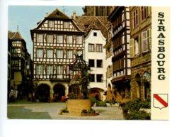 Piece Sur Le Theme De Strasbourg - Bas Rhin - Place Du Marche Aux Cochons De Lait - Strasbourg