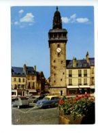 Piece Sur Le Theme De Moulins - Beffroi Jacquemart - Oblit En 1969 - France