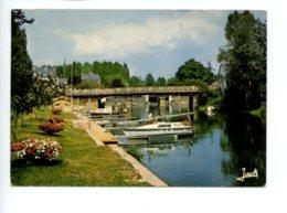 Piece Sur Le Theme De La Gacilly - Le Port De Plaisance - La Gacilly