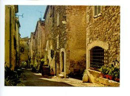 Piece Sur Le Theme De Valbonne - Alpes Maritimes - Vieille Rue Du Pont - Ecrite - Autres Communes