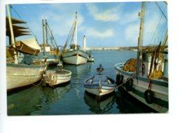 Piece Sur Le Theme De Sete - Herault - Bateaux De Peche Dans Le Port - Sete (Cette)