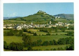 Piece Sur Le Theme De Severac Le Chateau - Vue Generale - Ecrite En 1974 - France