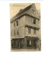 Piece Sur Le Theme De Vannes - Maison De Vannes Et Sa Femme Ayant Appartenu A Gilles De Bretagne - Vannes
