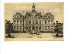 Piece Sur Le Theme De Vannes - L Hotel De Ville - Vannes