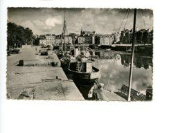 Piece Sur Le Theme De Vannes - Morbihan - Le Port Et La Rabine - Vannes