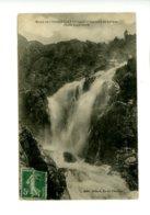 Piece Sur Le Theme De Route De L Hospitalet - Ariege - Cascades De Saliens - France