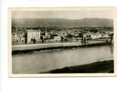 Piece Sur Le Theme De Tarascon - Le Rhone Et La Ville De Beaucaire - Tarascon