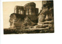 Piece Sur Le Theme De Talmont - L Eglise Et La Breche Du Rabat - Talmont Saint Hilaire
