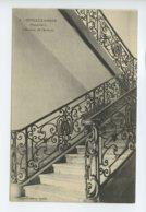 Piece Sur Le Theme De Ouville L Abbaye - L Escalier De L Abbaye - France