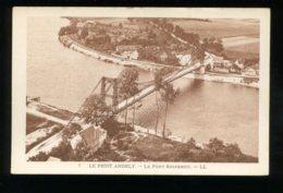 Piece Sur Le Theme De Le Petit Andely - Le Pont Suspendu - France