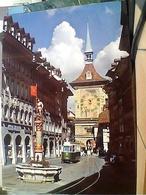 SUISSE SVIZZERA SWITZERLAND -SCHWEIZ  BERN  TOUR E TRAM  VB1983 HA8023 - BE Berne