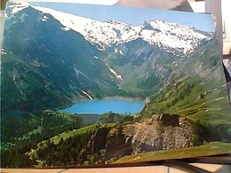 SUISSE SVIZZERA SWITZERLAND -SCHWEIZ  LAC DE TSEUZIER Crans / Montana-  VB1982 HA8024 - VS Valais