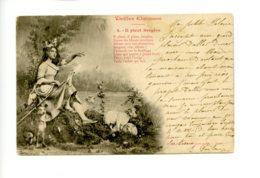Piece Sur Le Theme De Vieilles Chansons - Il Pleut Bergere - Musique