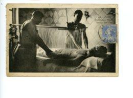 Piece Sur Le Theme De Vichy - Etablissement Thermal - Massage Sous L Eau - Vichy