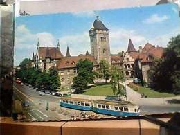 SUISSE SVIZZERA SWITZERLAND -SCHWEIZ  ZURICH  LANDMUSEUM TRAM VB19620 HA8027 - ZH Zurich