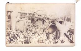 GUERRE 14 18 WW1 Soldats Americains 140 Th Returning Home American Soldiers Uss NANSEMOND - Guerre 1914-18
